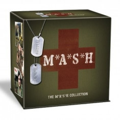FILM SERIAL M*A*S*H - The Martinis & Medicine [36 DVD] MASH Box Set Sigilat, Engleza, independent productions