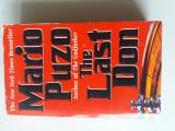 The Last Don - Mario Puzo (engleza)      (posib. expediere 5 lei/gratuit) (4+1)
