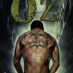 FILM SERIAL Oz : The Complete Seasons 1-6 [21 DVD] Box Set Originial si Sigilat