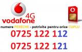 Vodafone numere pereche PLATINA