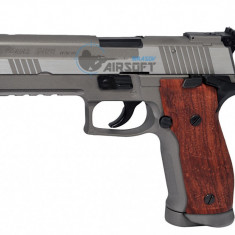Pistol Airsoft Sig Sauer P226 X-FIVE Hairline Co2 Full Metal - Arma Airsoft