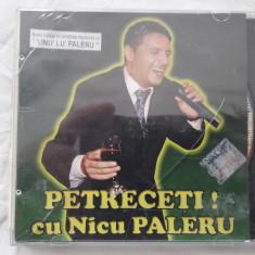 PETRECETI CU NICU PALERU ,CD