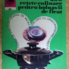 300 retete culinare pentru bolnavii de ficat {Col. Caleidoscop}