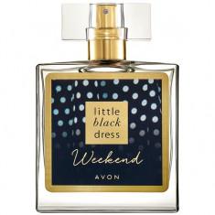 Apa de parfum Little Black Dress Weekend 50ml AVON