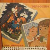 - Y-  PINOCHIO / TOM DEGETEL    - POVESTI  - DISC VINIL