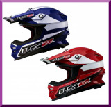 CASCA ATV LS2 MX456 Rosu/Albastru, L, M, S