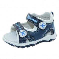 Sandale pentru baieti Apawwa H32-B, Bleumarin - Sandale copii