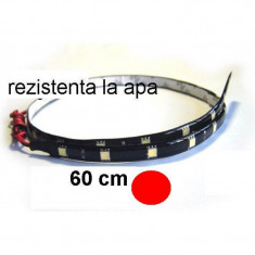 Banda Led Rosu 60CM 12V