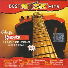 Compilatie Best Rock Hits (Iris, Cargo, Semnal M, Vita De Vie) (1 CD) - Muzica Rock roton