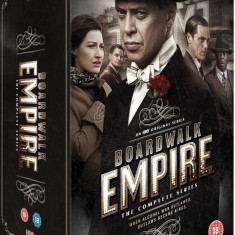 FILM SERIAL Boardwalk Empire Imperiul din Atlantic City - Seasons 1-5 [23 DVD] - Film Colectie independent productions, Engleza