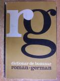 Mihai Isbasescu - Dictionar de buzunar roman-german