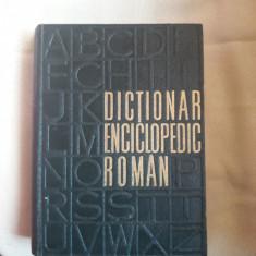 Dictionar enciclopedic Roman -Vol .IV - Dictionar ilustrat