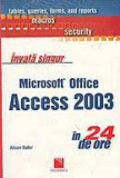 Alison Balter Invata singur Microsoft Office Access 2003 in 24 de ore