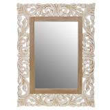 Oglinda din lemn Caelia
