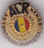 Insigna ACR Automobil Clubul Roman