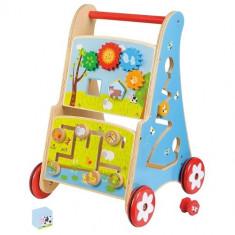Premergator New Classic Toys cu Activitati 7 in 1 Lelin
