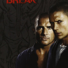 FILM SERIAL Prison Break - Sezoanele 1-5 [25 DVD] Complete Collection - Film Colectie independent productions, Engleza