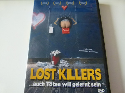 lost Killers - dvd foto