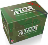 FILM SERIAL The A-Team ( Echipa de Soc ) Collection [27 DVD] Box Set Sigilat, Engleza, independent productions