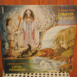 - Y- EUDOCHIA PAVEL - DOMNITA DE SARE / CRISTIAN MUNTEANU - LACUL FERMECAT, VINIL