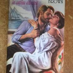 Sandra Brown – Dragoste in catifea albastra