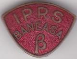 Insigna IPRS Baneasa  (Interprindere de piese radio si semiconductori)
