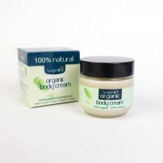Crema Organica pentru Corp 80 ml SOAP32 - Crema de corp