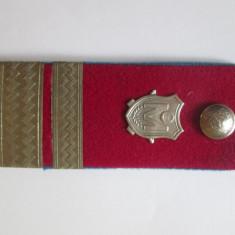 Epolet Sergent Major Militie R.S.R.