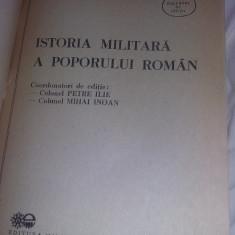 Culegere de lectii,ISTORIA MILITARA A POPORULUI ROMAN 1979,de Colectie,Tp.GRATUI