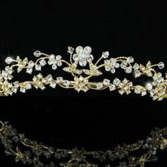 Tiara Borealy Divine Bride Gold