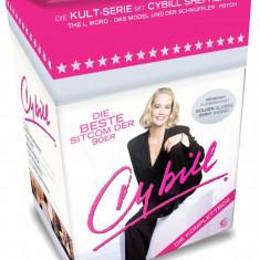 FILM SERIAL Cybill Complete Box Set [15 DVD] Box Set Original si Sigilat - Film Colectie independent productions, Engleza