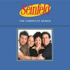 FILM SERIAL Seinfeld : The Complete Series[33 DVD] Box Set Original si Sigilat, Engleza, independent productions
