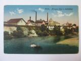 Carte postala necirculata Turda ocupatia Austro-Ungara 1914/18, Circulata, Printata