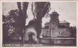 CURTEA DE ARGES ,BISERICA DOMNEASCA,CIRCULATA,1946,ROMANIA.