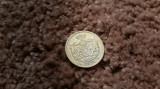 ROMANIA - 1 leu 1873  argint
