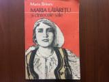 Maria lataretu si cantecele sale marin brinaru carte arta muzicala folclor 1989, Alta editura