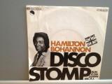 HAMILTON BOHANNON - DISCO STOMP /(1975/EMI/HOLLAND) - VINIL Single/RAR, Electrola