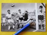Foto fotbal(colectie) RAPID BUCURESTI-TRAKIA PLOVDIV (18.10.1967 CCE)
