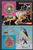 Yemen  1970  sport olimpiada  MI   2 bl. 149, 150   MNH w50