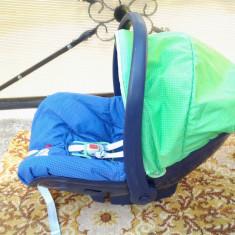 Bebe Confort / Green / scoica / scaun copii auto (0-13 kg), 0+ (0-13 kg), Opus directiei de mers