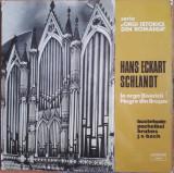 Hans Eckart Schlandt la orga Bisericii Negre din Brașov, VINIL, electrecord