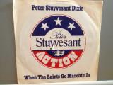 PETER STUYVESANT DIXIE BAND (1970/LONDON/RFG) - VINIL Single/RAR/ca NOU, A&M rec