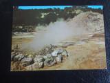 CARTE POSTALA italia-FUMAROLELE DE LA POZZUOLI