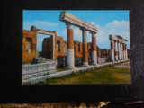 CAREI POSTALA ITALIA-POMPEI-NECIRCULATA, Fotografie