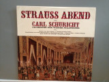 STRAUSS  EVENING  - Wiener Staatsoper Orchester (1976/EMI/RFG) - VINIL/ca NOU, emi records