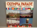 ORIGINAL MUSIC OF NATION - OLYMPIA PARADE 1972 (1972/POLYDOR/RFG) - VINIL/NM