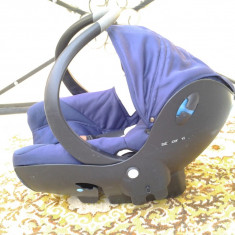 Bebe Confort / Blue / scoica / scaun copii auto (0-13 kg), 0+ (0-13 kg), Opus directiei de mers