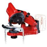 Ascutitor fara fir pentru lant ferastrau Einhell GE-CS 18 Li Solo, 6500 rpm