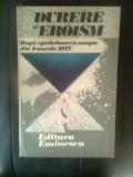 Durere si eroism dupa zguduitoarea noapte din 4 martie 1977 (1980)