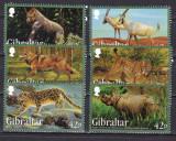 Gibraltar  2012 fauna  MI 1508-13  MNH  w50, Nestampilat